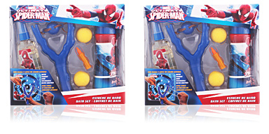 Marvel SPIDERMAN COFFRET 4 pz