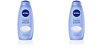 Nivea CREME SMOOTH gel shower cream 750 ml