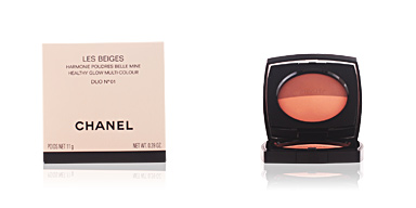 Chanel LES BEIGES duo nº1 11 gr