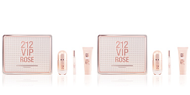 Carolina Herrera 212 VIP ROSE SET 3 pz
