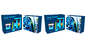 BLUE THERAPY ACCELERATED CREME TTP SET 3 pz