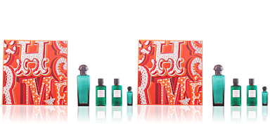 Hermes EAU D'ORANGE VERTE SET 4 pz