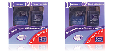 Clean & Clear CLEAN&CLEAR PUNTOS NEGROS SET 2 pz