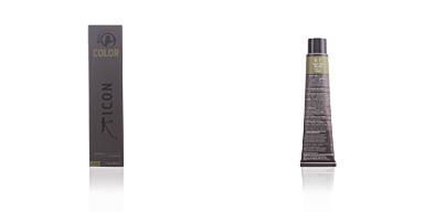 I.c.o.n. ECOTECH COLOR natural color #6.1 dark ash blonde 60 ml