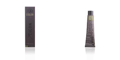 I.c.o.n. ECOTECH COLOR natural color #4.7 medium violet brown 60 ml