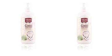 Natural Honey COCO ADDICTION loción corporal 400 ml