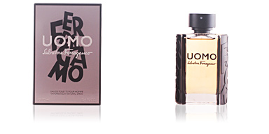 Salvatore Ferragamo SF UOMO edt spray 100 ml