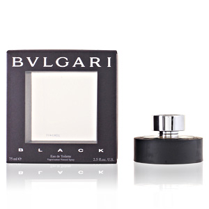 BVLGARI BLACK edt vaporizador 75 ml