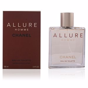 ALLURE HOMME edt vaporizador 100 ml