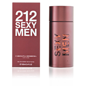 212 SEXY MEN edt vaporizador 100 ml