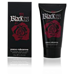 BLACK XS FOR HER loción hidratante corporal 150 ml