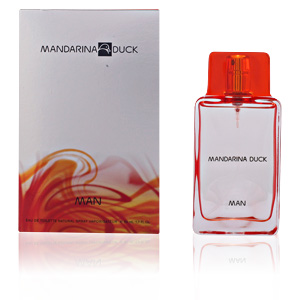 MANDARINA DUCK MAN edt vaporizador 50 ml