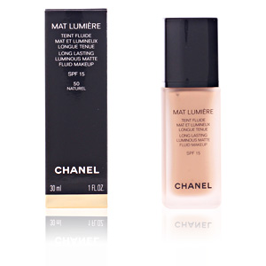 MAT LUMIERE fluide #50-naturel 30 ml