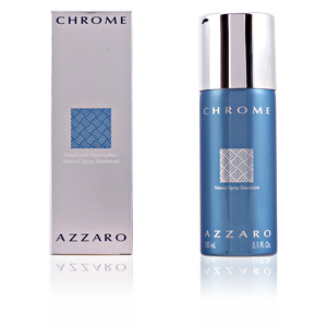CHROME deo vaporizador 150 ml
