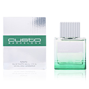 CUSTO MAN edt vaporizador 50 ml