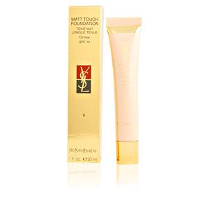 MATT TOUCH foundation #06-beige doré 30 ml