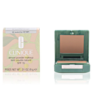 ALMOST powder SPF15 #02-neutral fair 9 gr