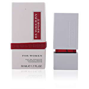 BURBERRY SPORT WOMAN edt vaporizador 50 ml