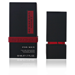 BURBERRY SPORT MAN edt vaporizador 50 ml