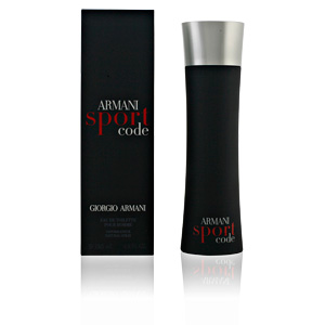ARMANI CODE SPORT edt vaporizador 125 ml