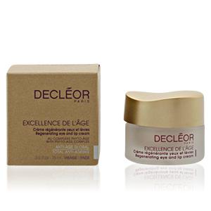 EXCELLENCE DE L'AGE crème yeux & lèvres 15 ml