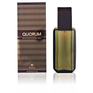 QUORUM edt vaporizador 100 ml