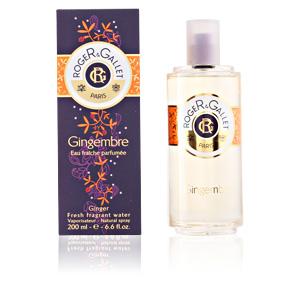GINGEMBRE eau fraîche parfumée vaporizador 200 ml