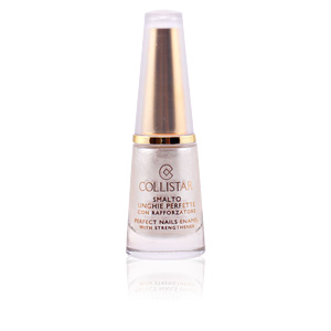 PERFECT NAILS enamel #25-diamond white 10 ml