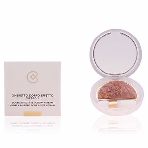 DOUBLE EFFECT eye shadow wet & dry #04-beige rosé 5 gr