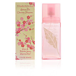 GREEN TEA CHERRY BLOSSOM edt vaporizador 50 ml