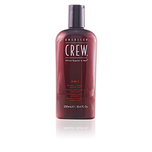 CREW 3 IN 1 shampoo, conditioner & body wash 250 ml