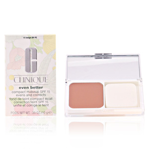 EVEN BETTER compact SPF15 #15-beige 10 gr