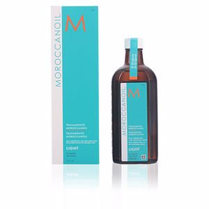 LIGHT oil treatment for fine & colored hair 200 ml