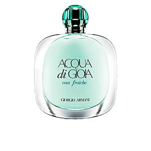 ACQUA DI GIOIA eau fraiche edt vaporizador 100 ml