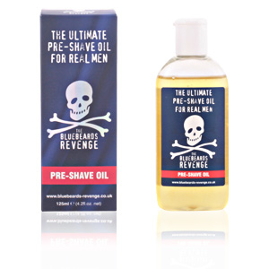 THE ULTIMATE pre-shave oil 125 ml