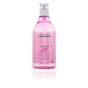DELICATE COLOR shampoo sulfate-free 500 ml