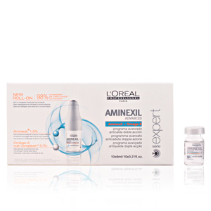 AMINEXIL ADVANCED anti hair loss 10 x 6 ml