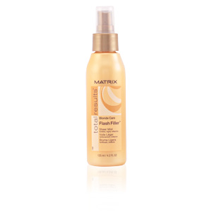 TOTAL RESULTS BLONDE CARE flash filler sheer mist 125 ml