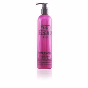 BED HEAD DUMB BLONDE shampoo damaged hair 400 ml
