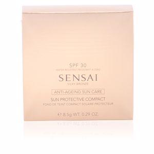 SENSAI SILKY BRONZE sun protective compact SC02 8,5 gr