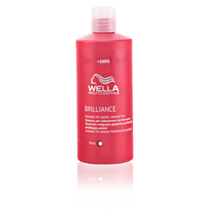 BRILLIANCE shampoo coarse hair 500 ml