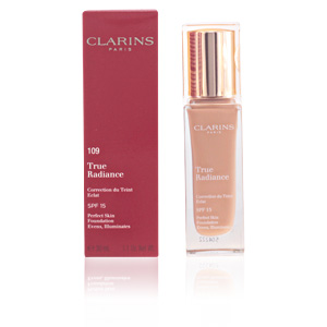 TRUE RADIANCE correction du teint éclat #109-wheat 30 ml