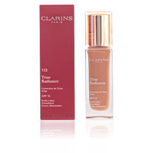 TRUE RADIANCE correction du teint éclat #113-chestnut 30 ml