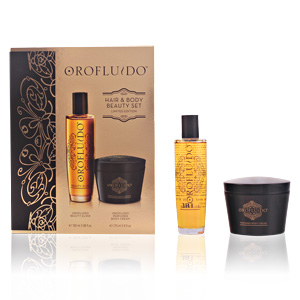 OROFLUIDO HAIR & BODY BEAUTY LOTE 2 pz