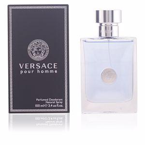 VERSACE POUR HOMME perfumed deo vaporizador 100 ml