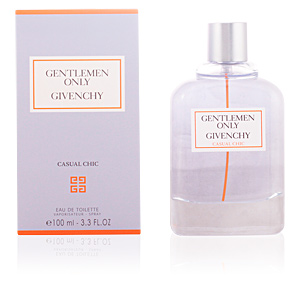 GENTLEMAN CASUAL CHIC edt vaporizador 100 ml
