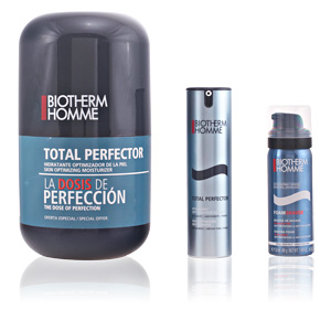 HOMME TOTAL PERFECTOR DUO KIT LOTE 2 pz