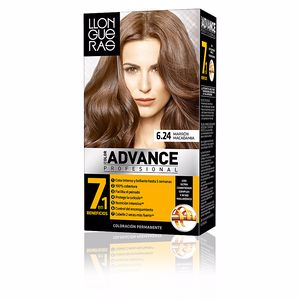 LLONGUERAS COLOR ADVANCE hair colour #6,24-macadamia brown