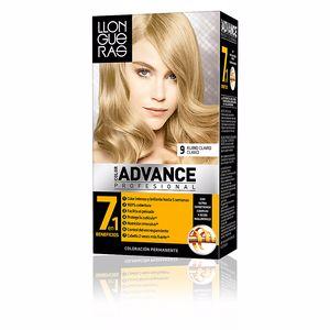 LLONGUERAS COLOR ADVANCE hair colour #9-light blond