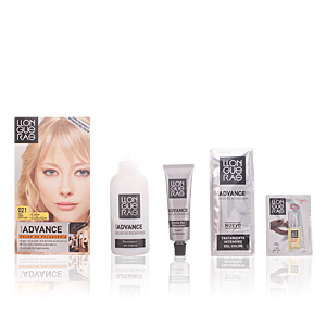 LLONGUERAS COLOR ADVANCE hair colour #21-nat sup light blond